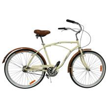 """De boa qualidade 26 """"bicicleta masculina do cruzador da praia (FP-BCB-C052)"""