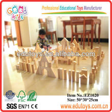 224 Pcs Big Wooden Block Set