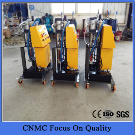 Polyurethane+Foam+Rig+Insulation+Machine