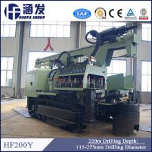Hf200y Crawler DTH Machine de forage pour puits d'eau
