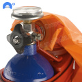 Self Cleaning Polyurethane Spray Gun P2 Air Purge