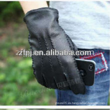 Los mejores guantes de cuero para hombre