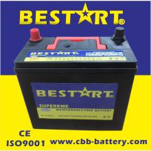 Koyama Factory Высокое качество 12V 45ah SMF Автомобильная батарея Ns60-Mf