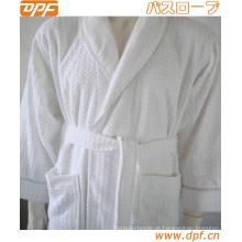 Dearfoams Mulher's Dearfleece Short Xale-Collar Robe