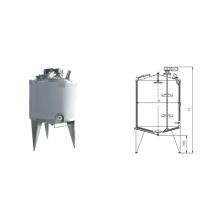 Bvp série permanente Agitating Warm-Keeping Pot