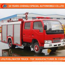4X2 Dongfeng Wasser Schaum Feuerwehrauto