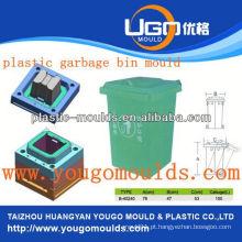 Moedores de lata de lixo e mofo de lixo de plástico 2013 em taizhou, Zhejiang