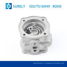 Части прочного механически обработанные OEM CNC Точность алюминиевые части отливки