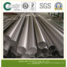Inox Pipeline 1.4541 ASTM 321 Seamless Stainless Steel Pipe