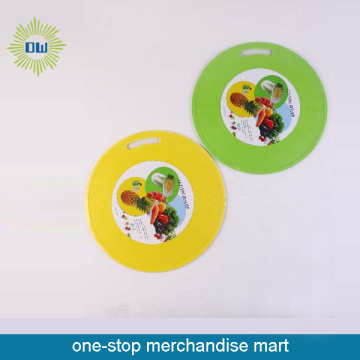 hot sale round cutting board