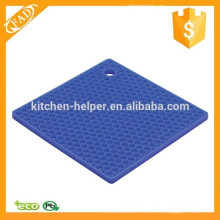 FDA genehmigte Nahrungsmittelgrad-Silikon-Eisen-Rest-Auflage für Bügelbrett-hitzebeständige Matte