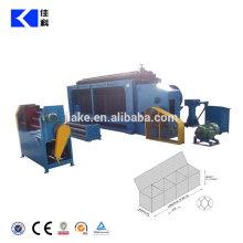Machine hexagonale automatique de grillage de boîte de Gabion