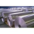 China folha de alumínio 1100/8011/3105 de empacotamento para o alimento e a bebida
