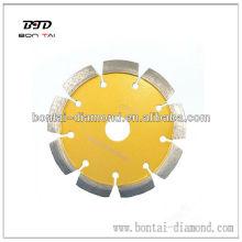 Diamond tuck point blade / Crack Chaser Blades und Turk Point