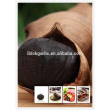 2014 здоровая вкусная еда и 100% ферментированный королевский черный чеснок