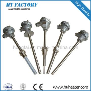 Sensor de temperatura do tipo Incoloy K