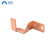 Custom copper spring contact