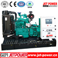 Diesel Generator Powered by Cummins Diesel Generator (6BT5.9-G1 open / silent type)