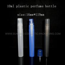 Bomba del rociador plástico de 10ml