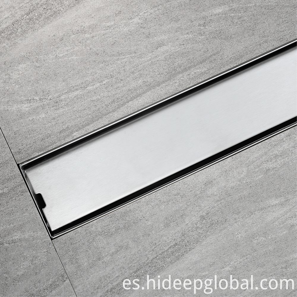 Bathroom Accessories Long Shower Floor Drains