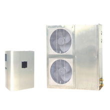 Armoire Inox DC Inverter Air-Eau