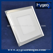 15W ultra thin Taiwan MW driver led panel light with blue and white