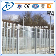 Electric Galvanized Steel Palisade Fence Made in Anping (China Products)