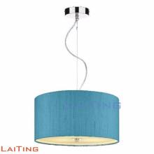 Moderne dekorative Pendelleuchte, blauer Runder Kronleuchter 71133