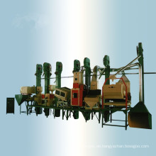 Parboiled-Reis-Fräsmaschine
