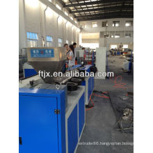 Plastic Flexible Extension Pipe Production Line