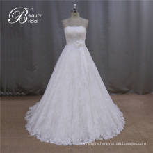 Sweetheart Lace Top Sale Bridal Dress