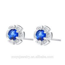 Boucles d'oreilles Type de bijoux et bijoux en argent Matériel principal Boucles d'oreilles en argent sterling 925