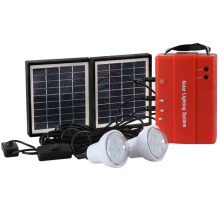 Renewable Energy Systems Solar Power System for Indoor Lighting