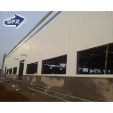 China first class steel construction & design prefab industrial steel structure insulated shed kit buildings