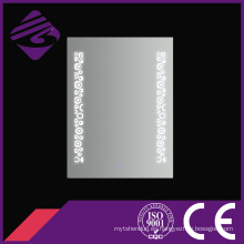 Jnh243 China Supplier Saso Rectangular Ducha Impermeable LED Decoratve Espejos