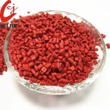 Red Food Grade Color Masterbatch Granuler