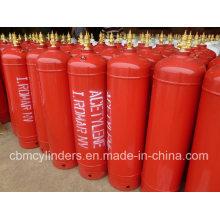 60L Empty Acetylene Cylinders (C2H2: 10 KG)
