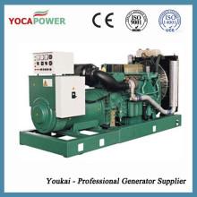 Автоматический дизельный генератор открытого типа мощностью 400 кВт / 500 кВА