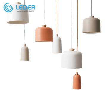 Lámparas colgantes de techo para baño LEDER