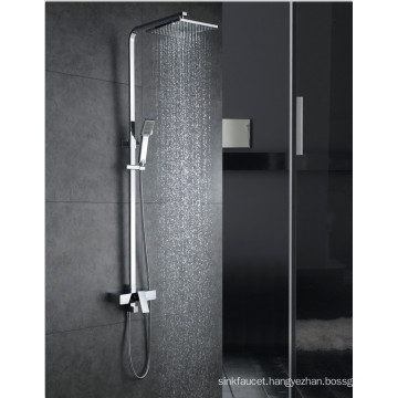 The Square Thermostatic Shower Mixer