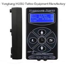 Machines d'approvisionnement des alimentations produits professionnels Digital LCD tatouage