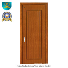 Modern Design HDF Door for Room with Brown Color (ds-081)