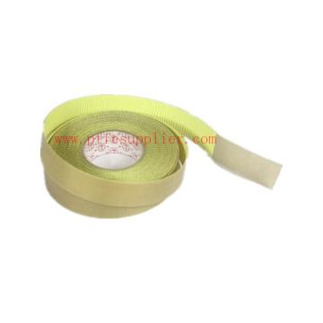 Standard PTFE (téflon) enduit acrylique-ruban adhésif de la fibre de verre