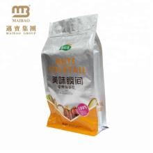 Nahrungsmittelgrad-lamelliertes Material Guangzhou-Lieferanten-Lebensmittel, das Plastiktaschen für Nüsse verpackt