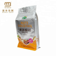 Food Grade Laminated Material Guangzhou Supplier Food Packaging Plastic Bags For Nuts