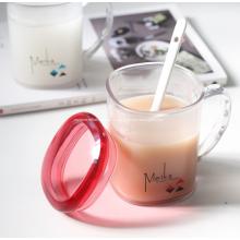Taza de taza de bebida saludable ecológica