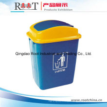 Plastic Dust Bin Injection Mold