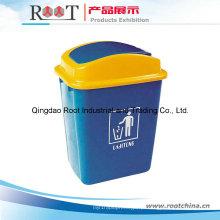 Molde de injeção de lixo plástico