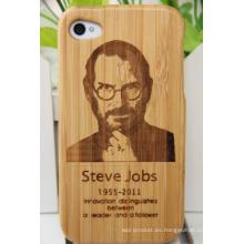 Engrave Ipone Boss Cubierta de madera