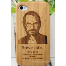 Engrave Ipone Boss Wood Cover
